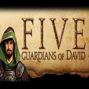 Acheter FIVE Guardians of David Clé Cd Comparateur Prix