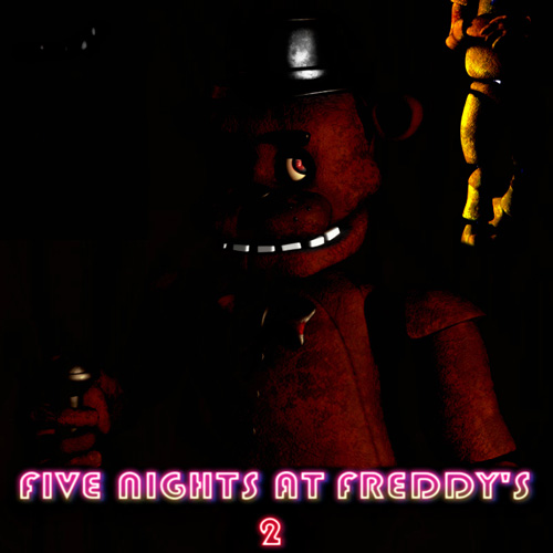 Acheter Five Nights at Freddys 2 Clé Cd Comparateur Prix