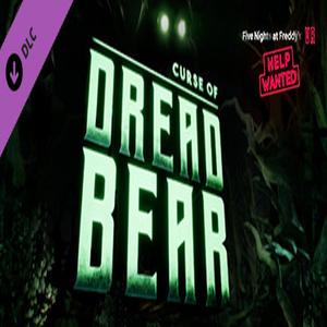 Five Nights at Freddys Help Wanted Curse of Dreadbear