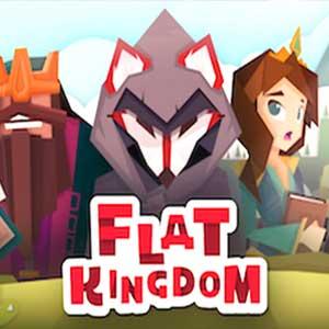 Acheter Flat Kingdom Clé Cd Comparateur Prix