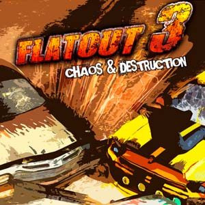 Acheter Flatout 3 Chaos and Destruction Clé Cd Comparateur Prix
