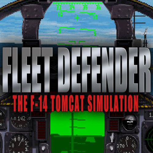 Acheter Fleet Defender The F-14 Tomcat Simulation Clé Cd Comparateur Prix