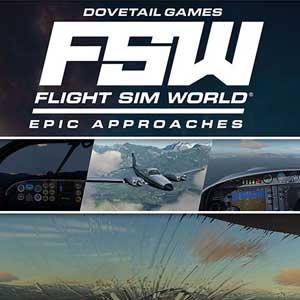 Flight Sim World Epic Approaches