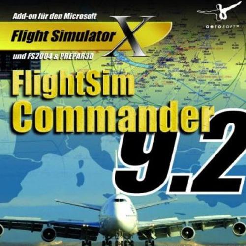 Acheter Flightsim Commander 9.2 Flight Simulator X Addon Clé Cd Comparateur Prix