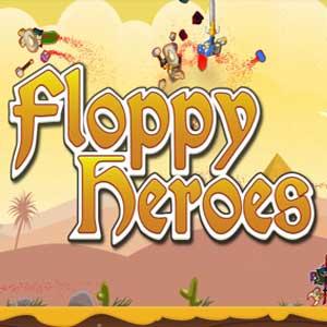 Acheter Floppy Heroes Clé Cd Comparateur Prix
