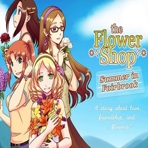 Acheter Flower Shop Summer In Fairbrook Clé Cd Comparateur Prix