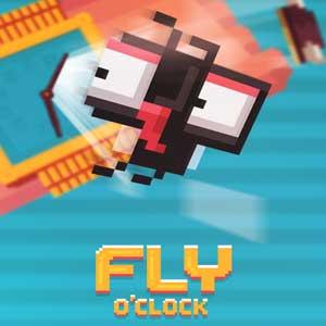 Acheter Fly O Clock Clé Cd Comparateur Prix