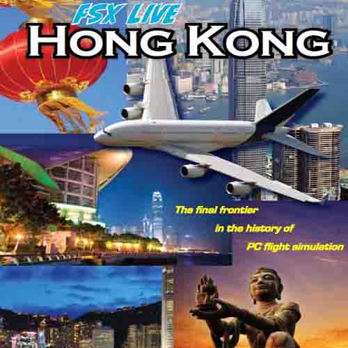Acheter Fly to Hong Kong FSX LIVE Add-on Clé Cd Comparateur Prix