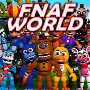 Acheter FNaF World Clé Cd Comparateur Prix