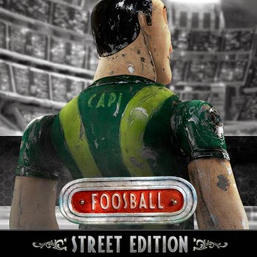 Acheter Foosball Street Edition Clé Cd Comparateur Prix