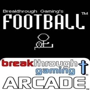 Football Breakthrough Gaming Arcade