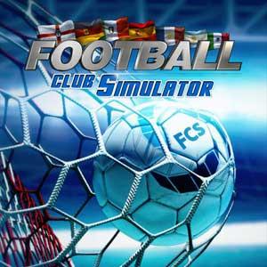 Acheter Football Club Simulator Clé Cd Comparateur Prix