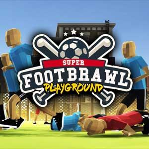 Acheter Footbrawl Playground Clé Cd Comparateur Prix