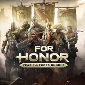 For Honor Year 1 Heroes Bundle