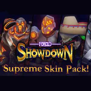 Forced Showdown 8 skins pack