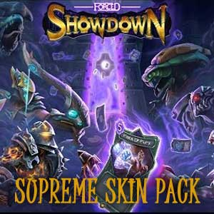 Forced Showdown Supreme Skin Pack