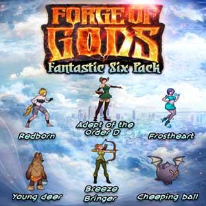 Forge of Gods Fantastic Six Pack