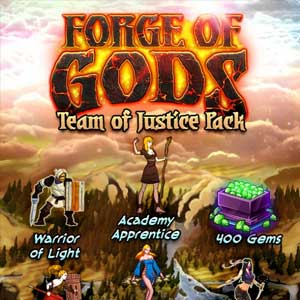 Acheter Forge of Gods Team of Justice Pack Clé Cd Comparateur Prix