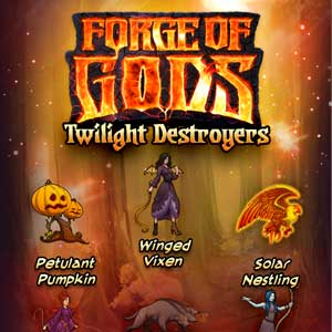 Forge of Gods Twilight Destroyers Pack