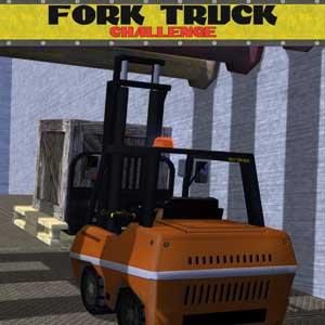 Acheter Fork Truck Challenge Clé Cd Comparateur Prix