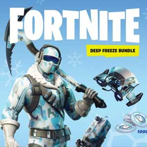 Acheter Fortnite Deep Freeze Bundle Clé CD Comparateur Prix