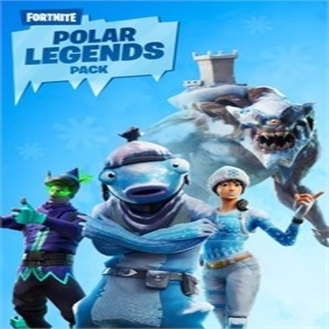Fortnite Polar Legends Pack