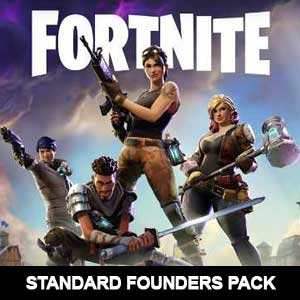 Acheter Fortnite Standard Founders Pack Xbox One Comparateur Prix