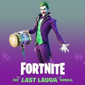 Acheter Fortnite The Last Laugh Bundle DLC Nintendo Switch comparateur prix