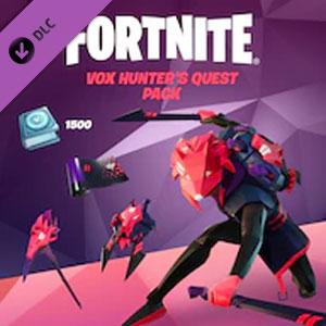 Fortnite Vox Hunter's Quest Pack