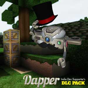 FortressCraft Evolved Dapper Indie Supporters Pack