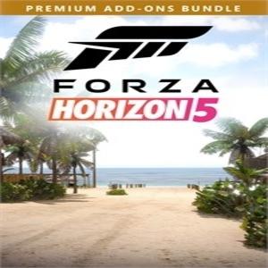 Acheter Forza Horizon 5 Premium Add-Ons Bundle Clé CD Comparateur Prix