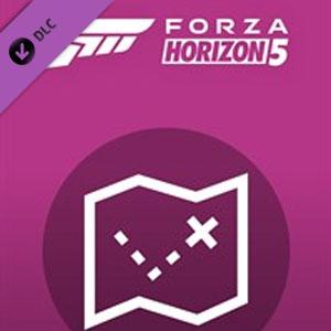 Forza Horizon 5 Treasure Map