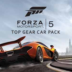 Acheter Forza Motorsport 5 Top Gear Car Pack Xbox One Code Comparateur Prix