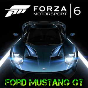 Acheter Forza Motorsport 6 Ford Mustang GT Xbox One Code Comparateur Prix