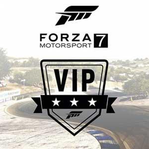 Forza Motorsport 7 VIP DLC