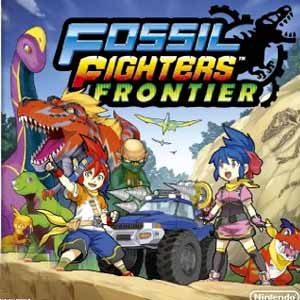 Acheter Fossil Fighters Frontier Nintendo Wii U Download Code Comparateur Prix