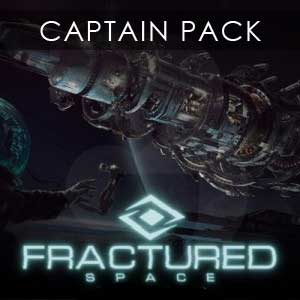 Fractured Space Captain Pack