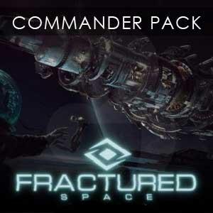 Acheter Fractured Space Commander Pack Clé Cd Comparateur Prix