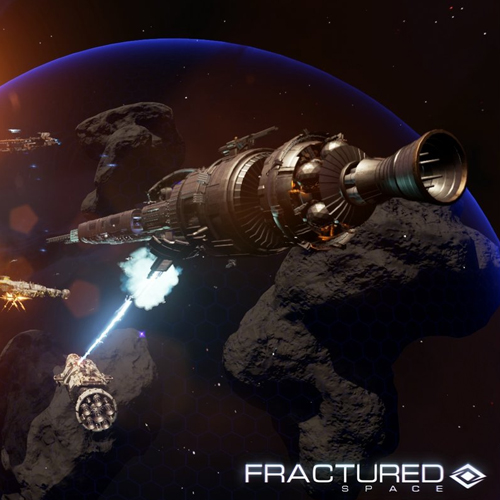 Fractured Space Harbinger Pack