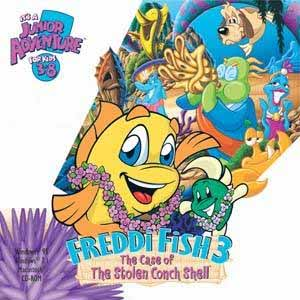 Acheter Freddi Fish 3 The Case of the Stolen Conch Shell Clé Cd Comparateur Prix