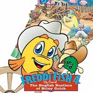 Acheter Freddi Fish 4 The Case of the Hogfish Rustlers of Briny Gulch Clé Cd Comparateur Prix