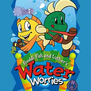 Acheter Freddi Fish and Luthers Water Worries Clé Cd Comparateur Prix