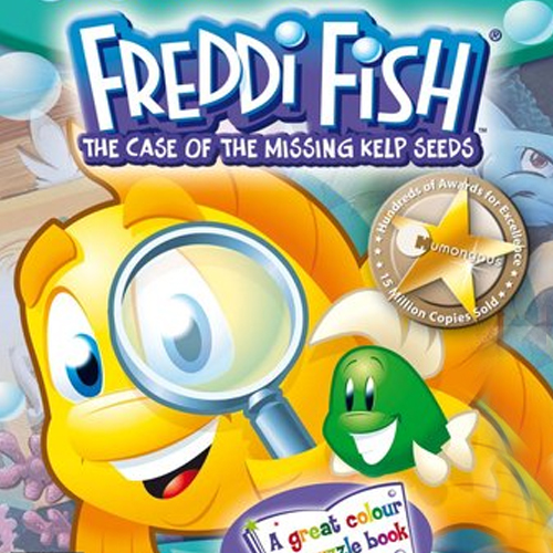 Acheter Freddi Fish and The Case of the Missing Kelp Seeds Clé Cd Comparateur Prix