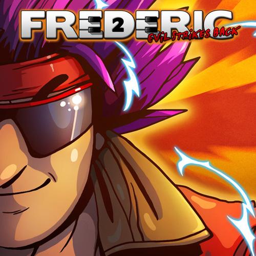 Acheter Frederic Evil Strikes Back Clé Cd Comparateur Prix