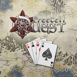 Acheter FreeCell Quest Clé Cd Comparateur Prix