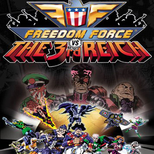 Freedom Force vs The Third Reich