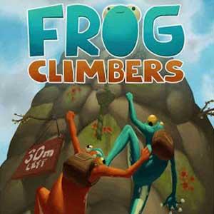 Acheter Frog Climbers Clé Cd Comparateur Prix