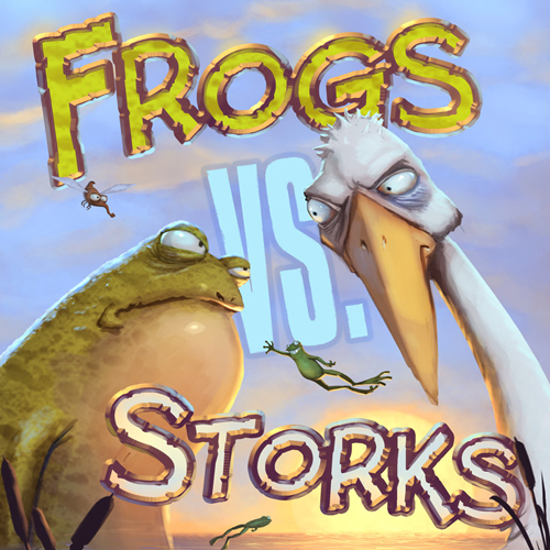 Acheter Frogs vs Storks Clé Cd Comparateur Prix