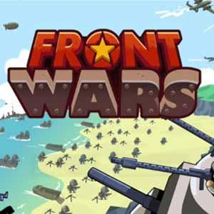 Acheter Front Wars Clé Cd Comparateur Prix