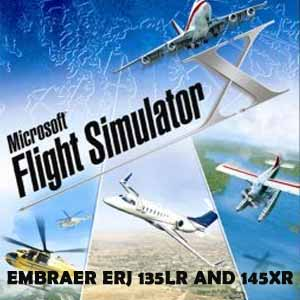 Acheter FSX Embraer ERJ 135LR and 145XR Add-On Clé Cd Comparateur Prix